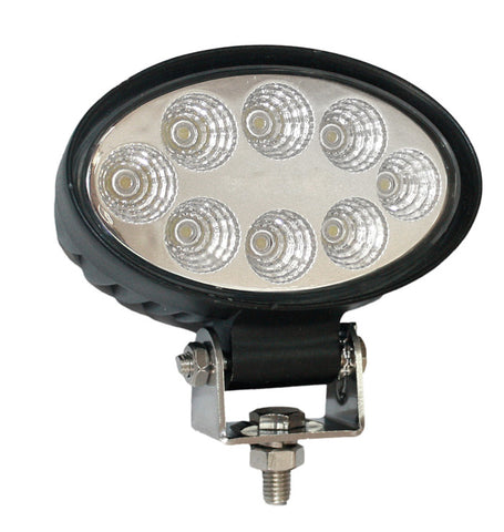 021A Oval LED Work Light 4""