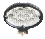 021B Oval LED Work Light 7""