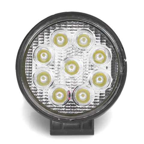 "4"" Round LED Work Light 27w"