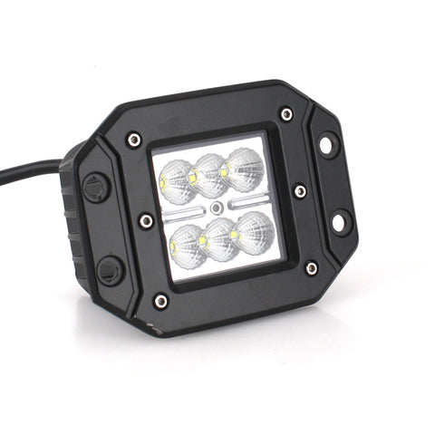 "4.8"" Flush Pod LED Light 18w"