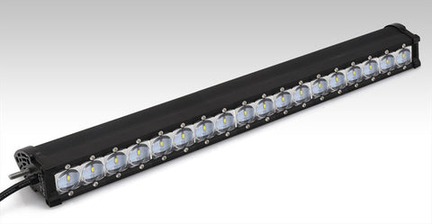 I Series 4D Oval Spot Led Light Bar 19""