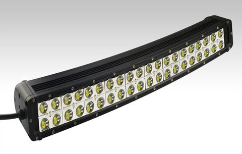 Curved C Series 7A Led Light Bar 23""