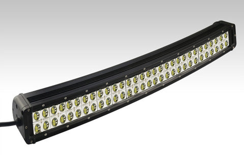 Curved C Series 7B Led Light Bar 33""