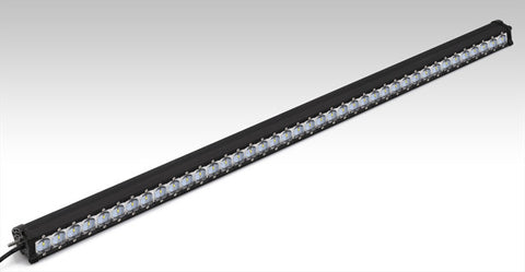 I Series 4D Oval Spot Led Light Bar 46""
