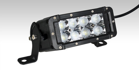 B 3D Series 7A Led Light Bar 6""
