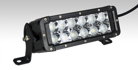 B 3D Series 7B Led Light Bar 8""