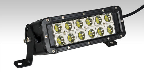 A Series 7B Led Light Bar 8""
