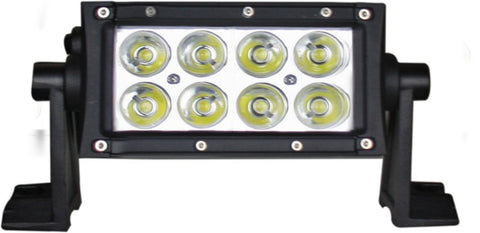 R Series Epistar Dual Row Led Light Bar 4""