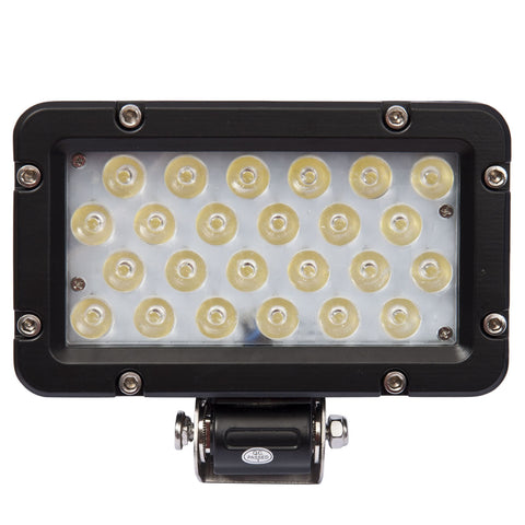 004 Rectangle LED Work Light 7""