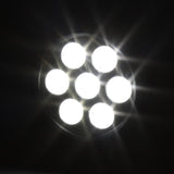 003 Lux Led Round Spot Light 5""
