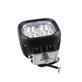 "4"" Square LED Work Light 40w"