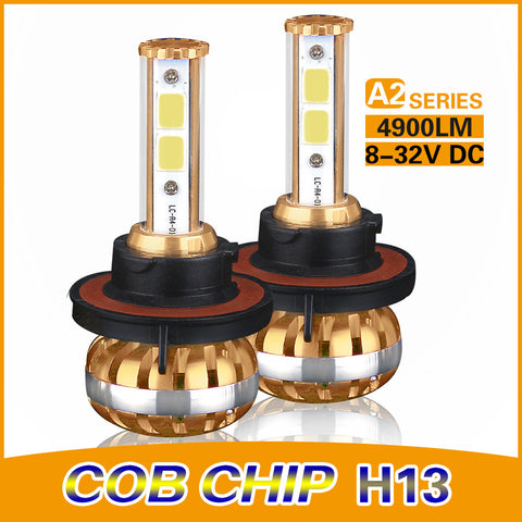 COB A2-Series H13 DUAL BEAM 30/60w High Power Kit