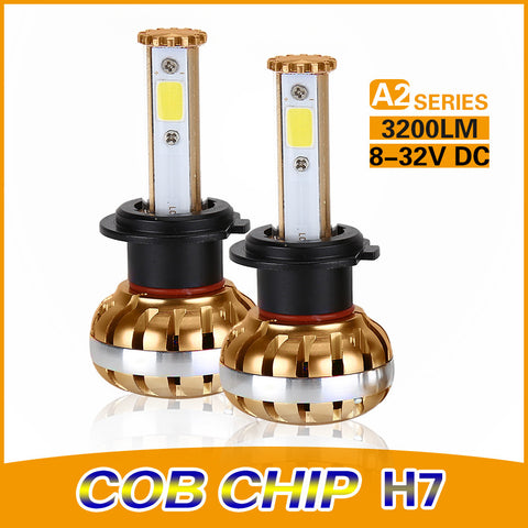 COB A2-Series H7 30w High power Kit