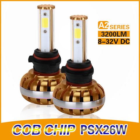 COB A2-Series PSX26W P13 30w High Power Kit