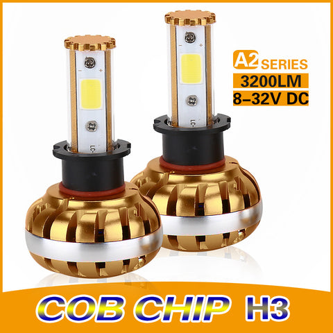 COB A2-Series H3 30w High Power Kit