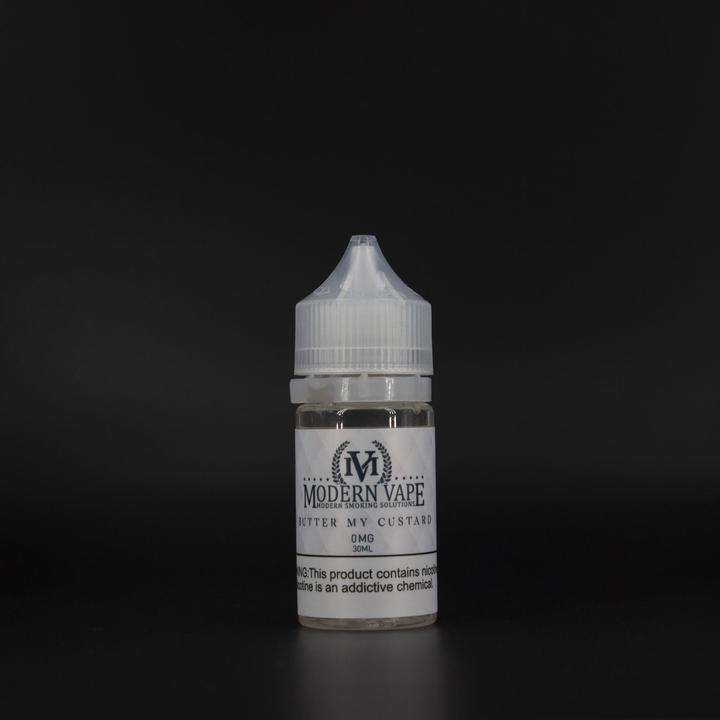 Modern Vape Butter My Custard 30 mL