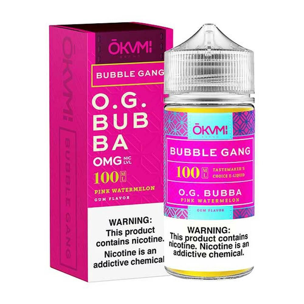 Bubble Gang Collection 100ml