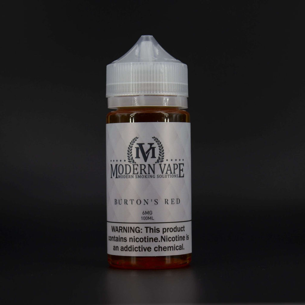 Burton's Red Premium Eliquid 100 mL