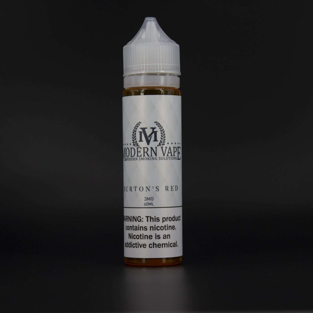 Burton's Red Premium Eliquid 60 mL