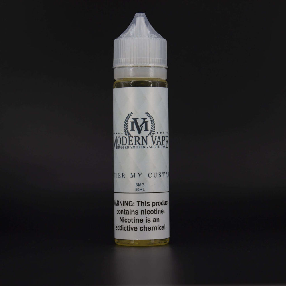 Modern Vape Butter My Custard 60 mL