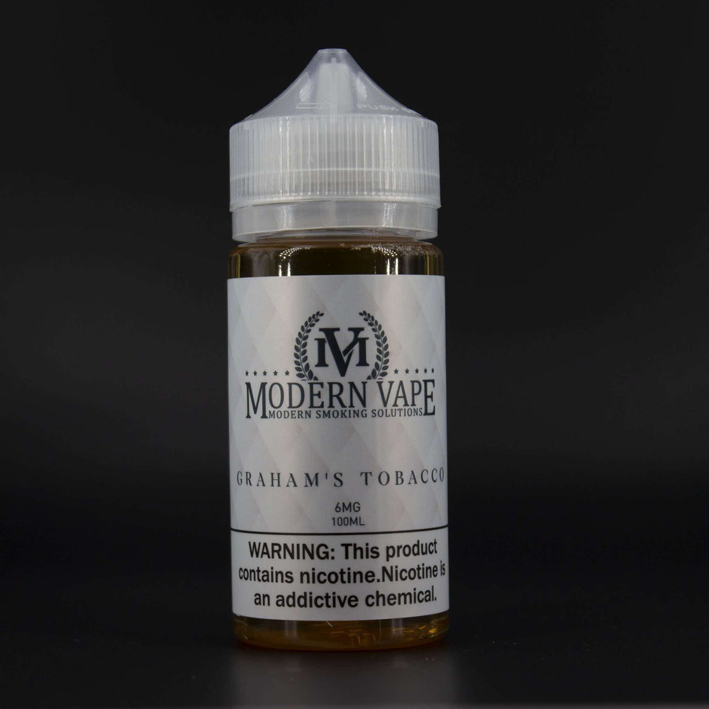 Graham's Tobacco Premium Eliquid 100 mL