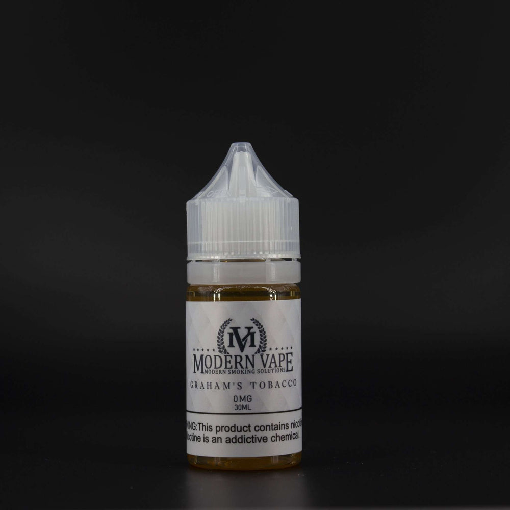 Graham's Tobacco Premium Eliquid 30 mL