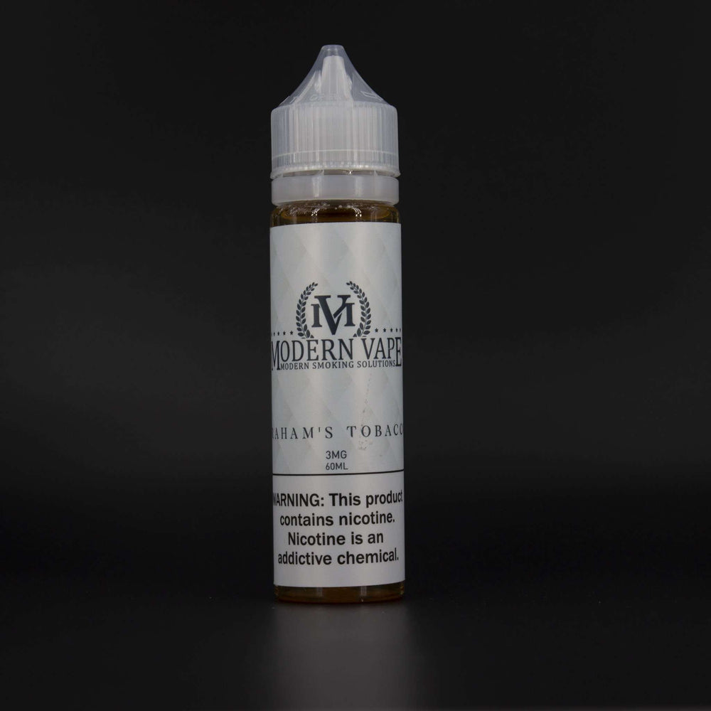 Graham's Tobacco Premium Eliquid 60 mL