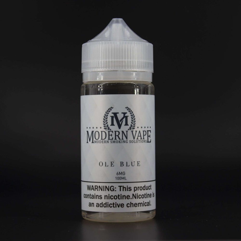 Ole Blue Premium Eliquid 100 mL