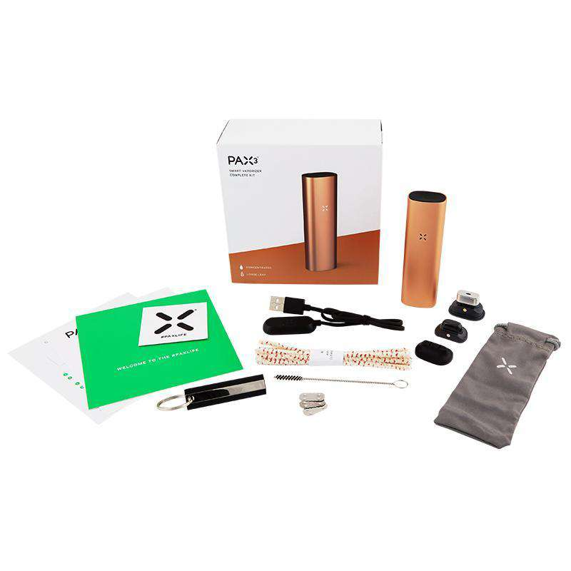 Pax 3 Complete Kit - Modern Smoking Solutions