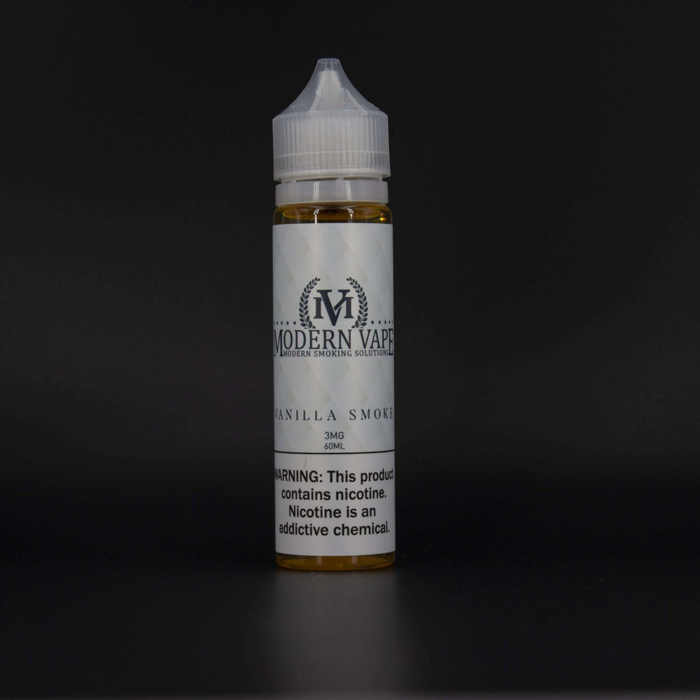 Vanilla Smoke Premium Eliquid 60 mL