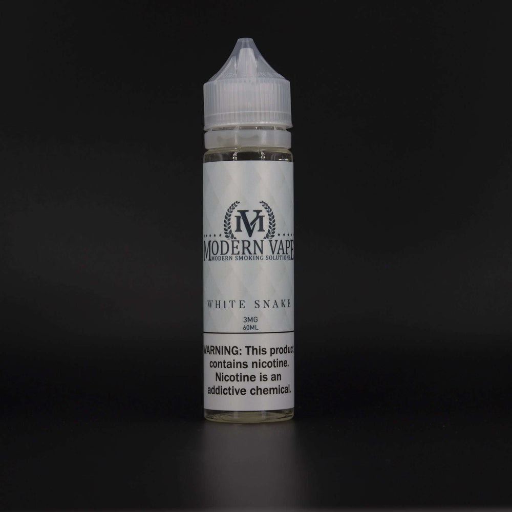 White Snake Premium Eliquid 100 mL