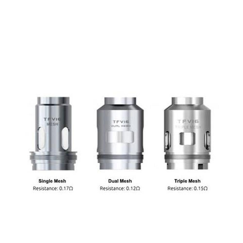 SMOK TFV16 Tank Replacement Coils