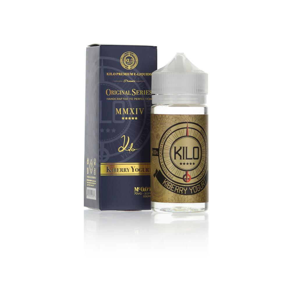 Kilo Original Series Eliquid Collection