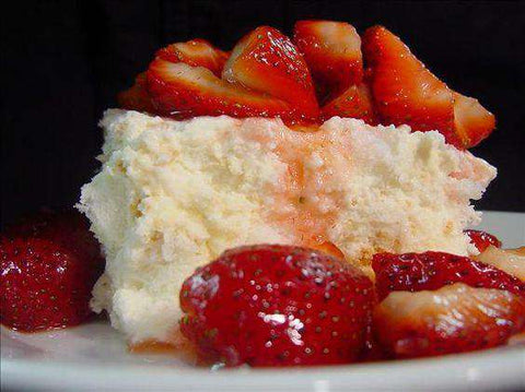 Strawberry Sweet Cake