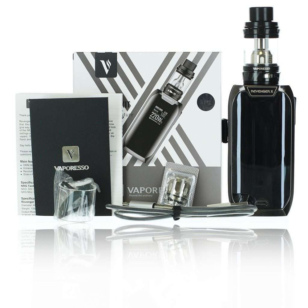 Vaporesso Revenger X 220W Kit - Modern Smoking Solutions