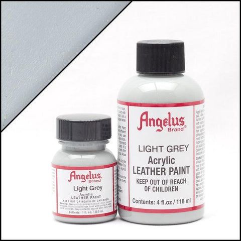 Angelus light grey paint