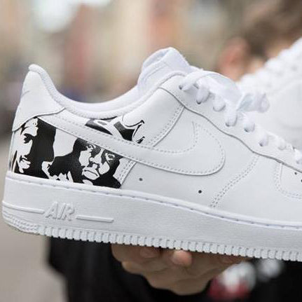 90's Rapper x Nike Air Force 1