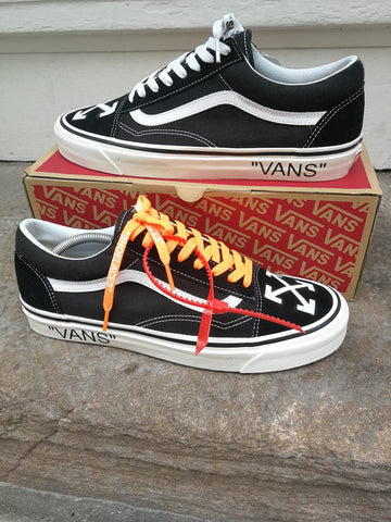 Vans - Old School - OFF-WHITE Exclusive