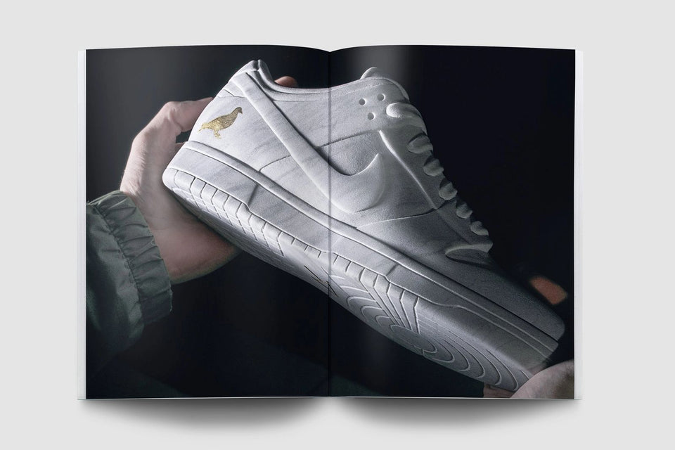 Sneaker Freaker: Magazine Issue #43
