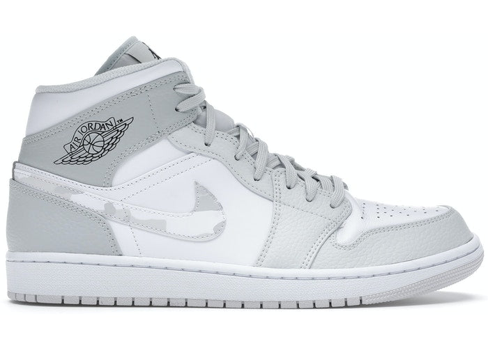 "Nike Air Jordan 1 Mid ""Camo White"""