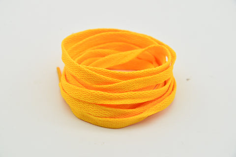 Sunset yellow Laces 180 cm