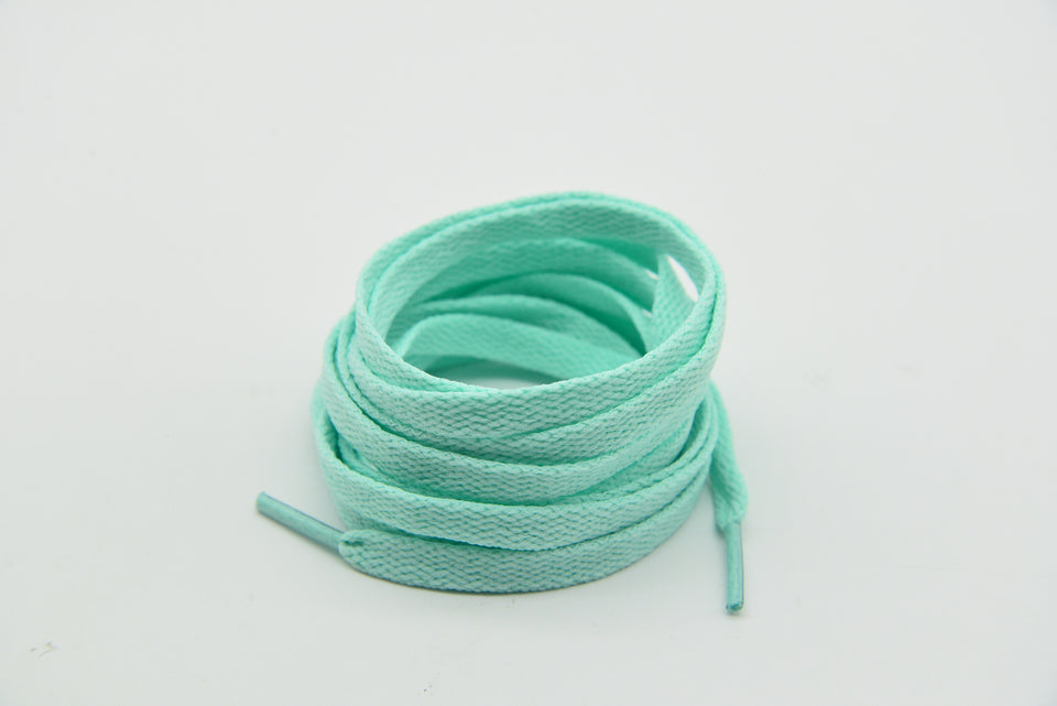 Mint Green Laces 120 cm
