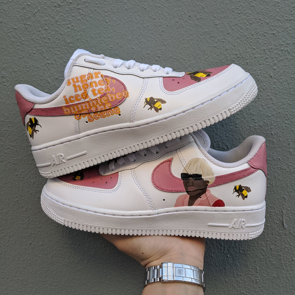 Tyler, The Creator V.2 x Nike Air Force 1