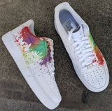 Splatter Air force 1