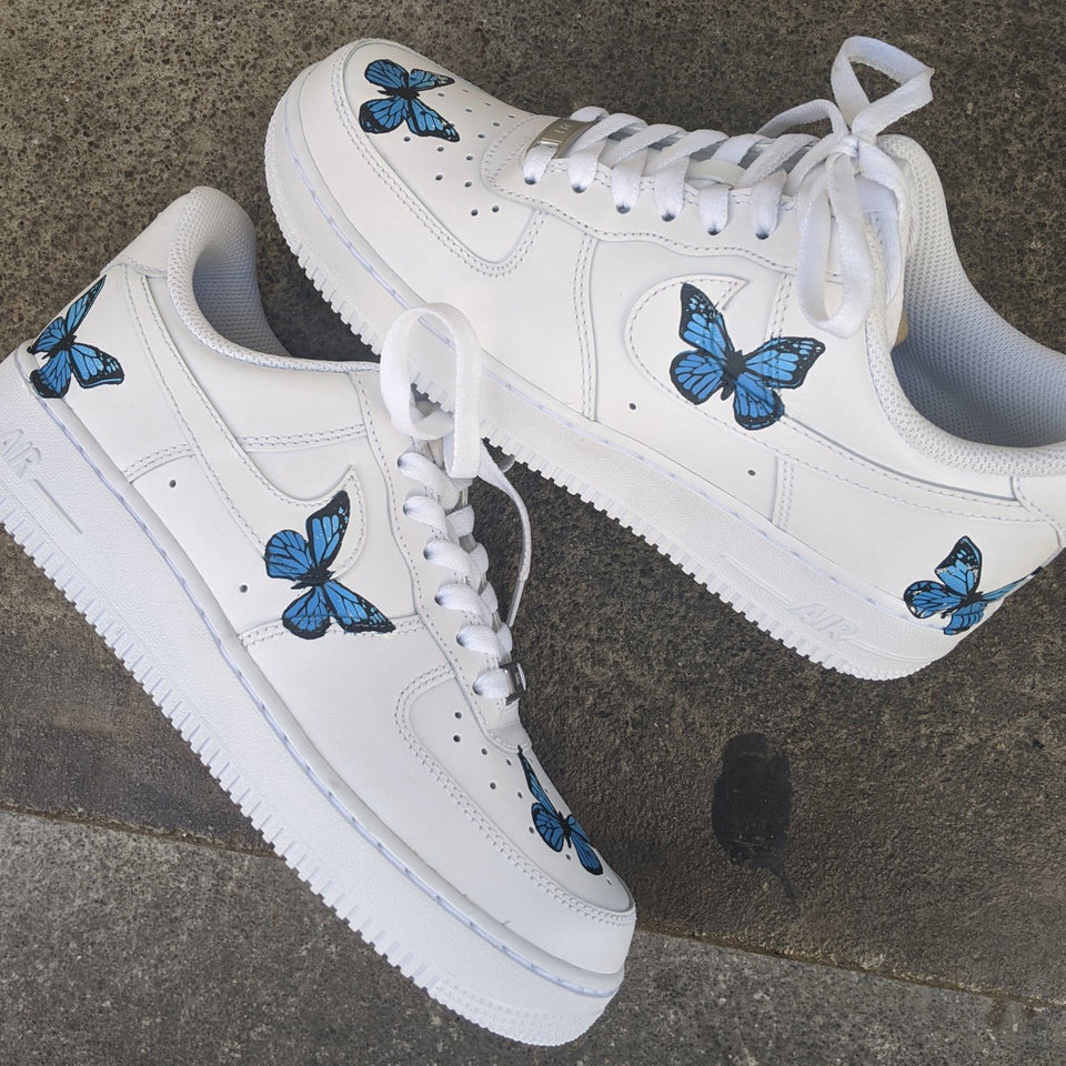 Butterfly x Nike Air Force 1