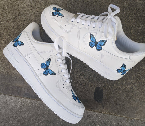 Butterfly Air force 1