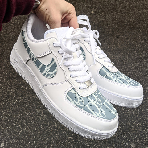 Vintage Dior Air force 1