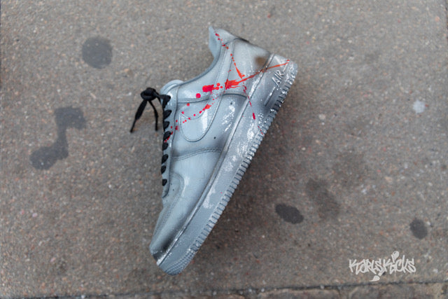 Metal Construction x Nike Air Force 1