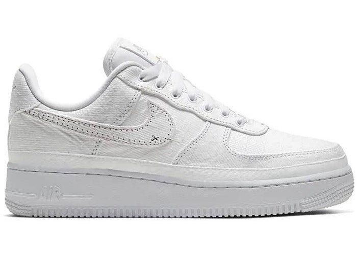 "Nike Air Force 1 ""LX Tear Away Red Swoosh"""