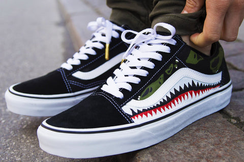 Vans - Old School - Shark Bite